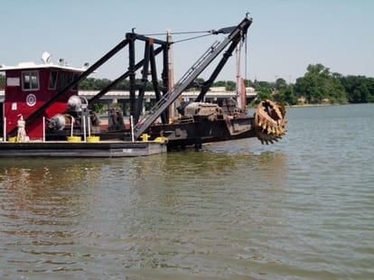 Lake Decatur Dredging